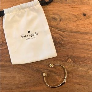 🔥 SALE🔥Kate Spade: Gold Knot Bracelet